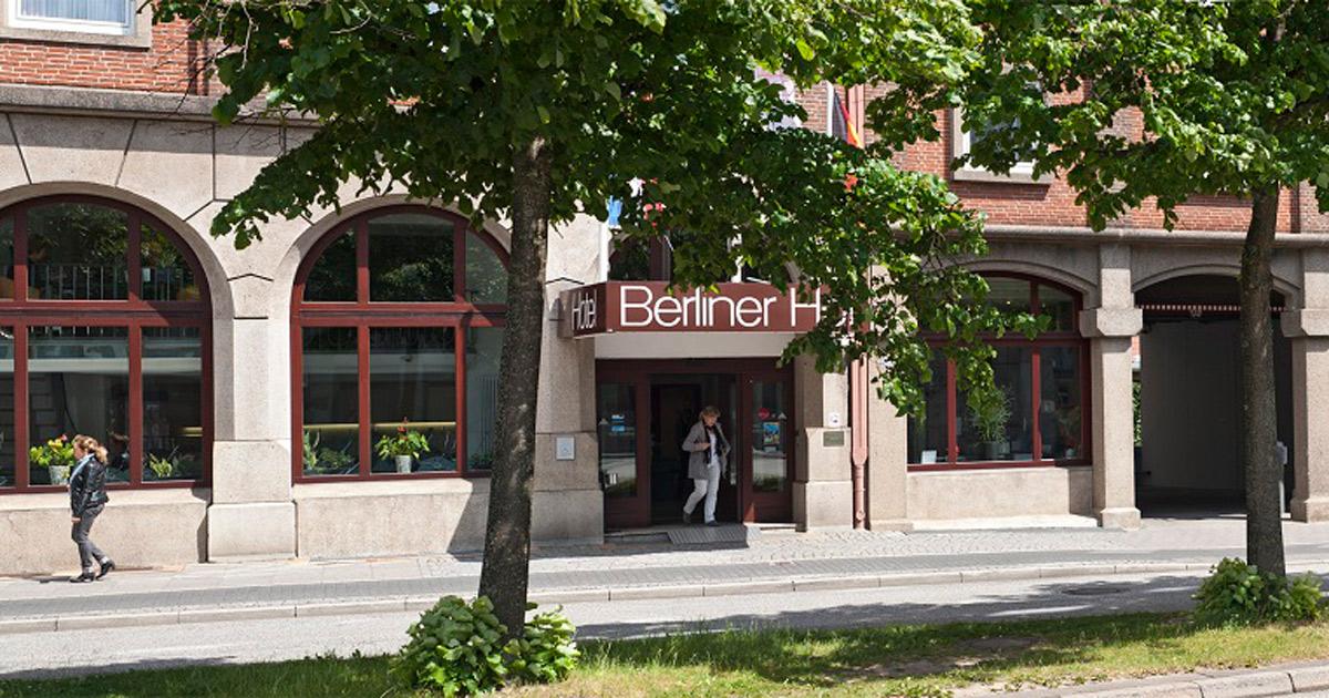 hotel berliner hof kiel 3 sterne superior. Black Bedroom Furniture Sets. Home Design Ideas