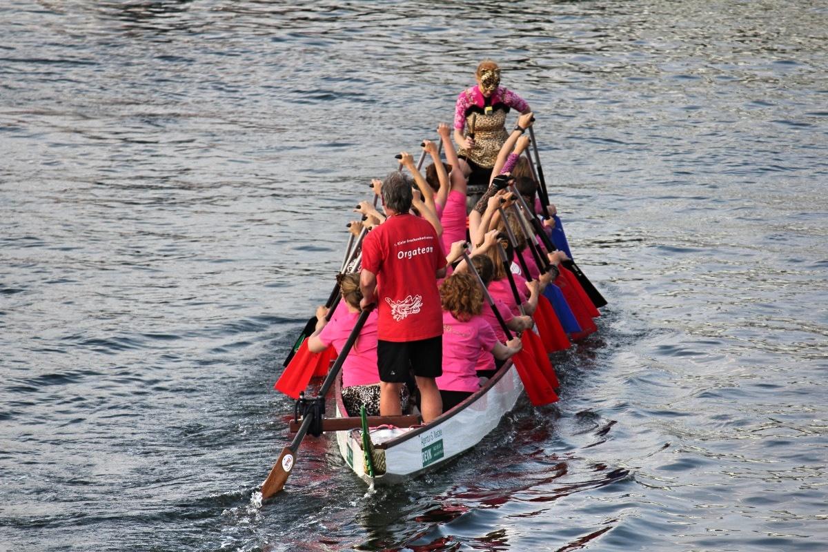 Bildergalerie Vom Kieler Drachenbootrennen Berliner Hof Kiel