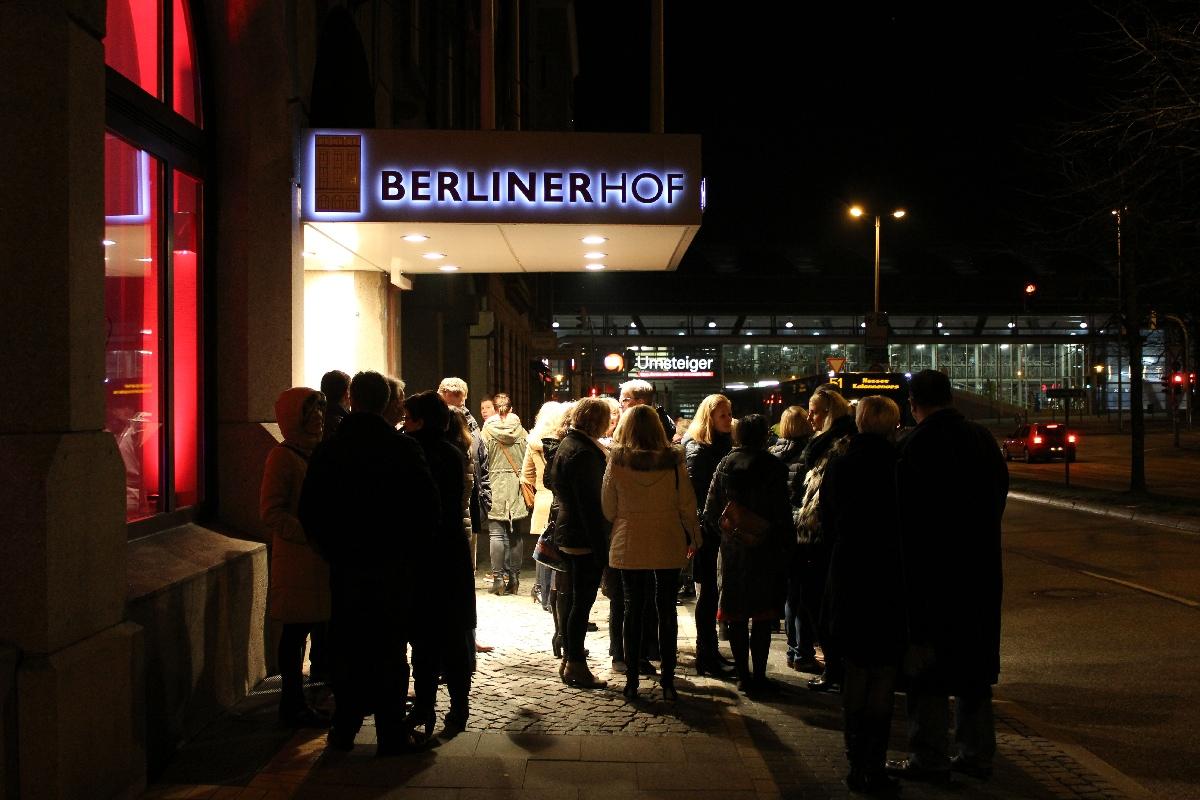 Hotel Berliner Hof Kiel Parken